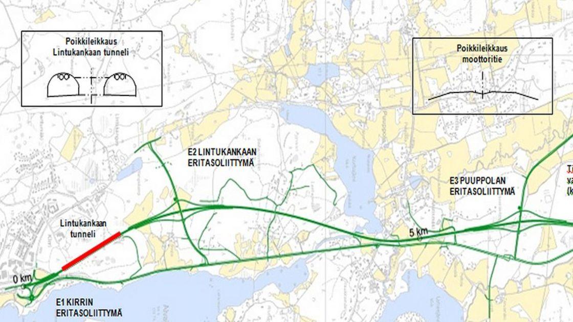 Kirri Tikkakoski Moottoritien Rakentaminen Rahoitusta Vaille
