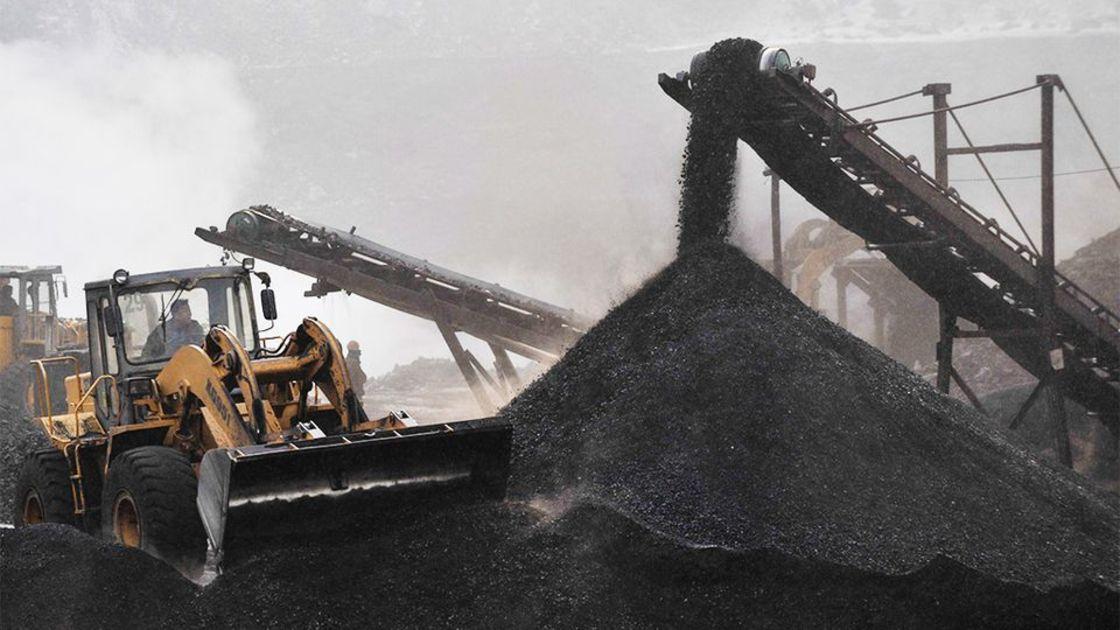 Kiinan raskas hiilijälki vauhdittaa vastuullista ...  Kiinan raskas h...