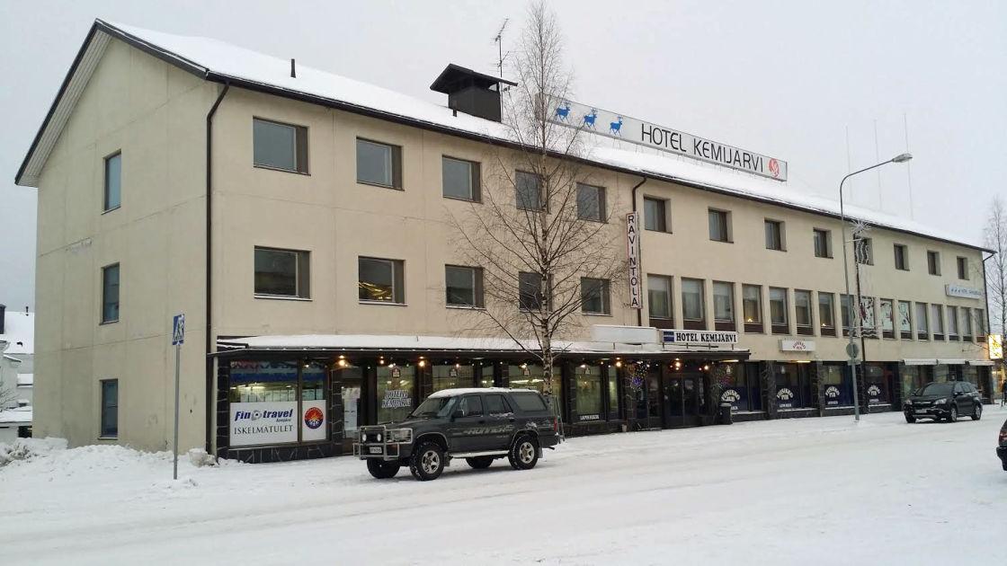 Hotelli Kemijärvi avaa taas ovensa | Yle Uutiset | yle.fi