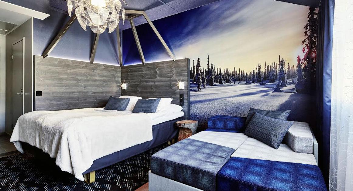rovaniemen vaakuna hotelli uusi huoneensa yle uutiset. Black Bedroom Furniture Sets. Home Design Ideas
