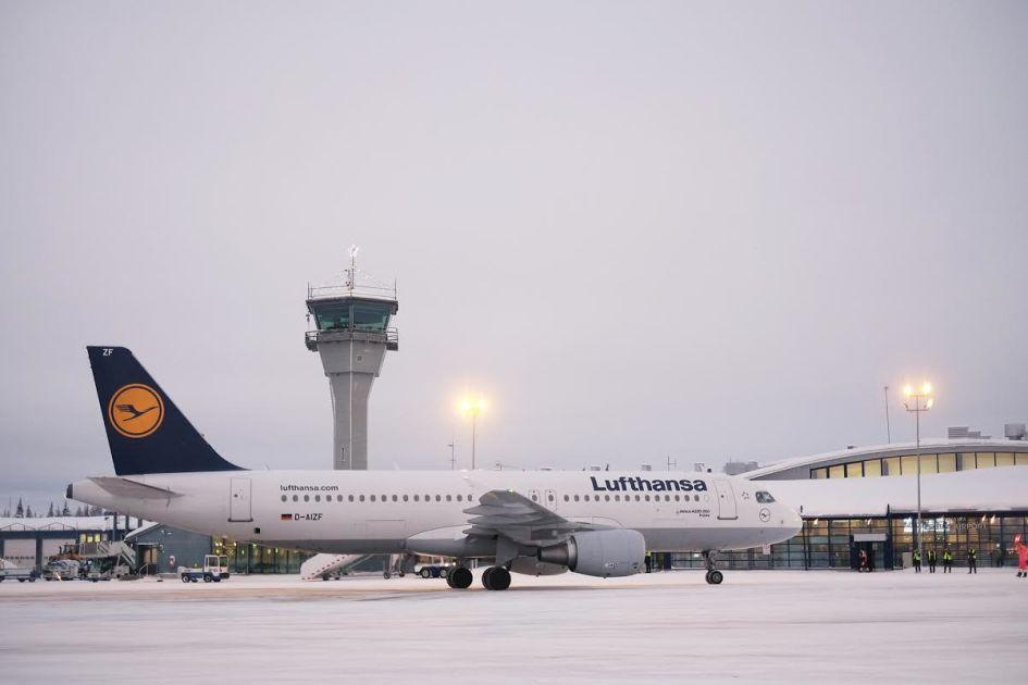 Lennot Kittilä