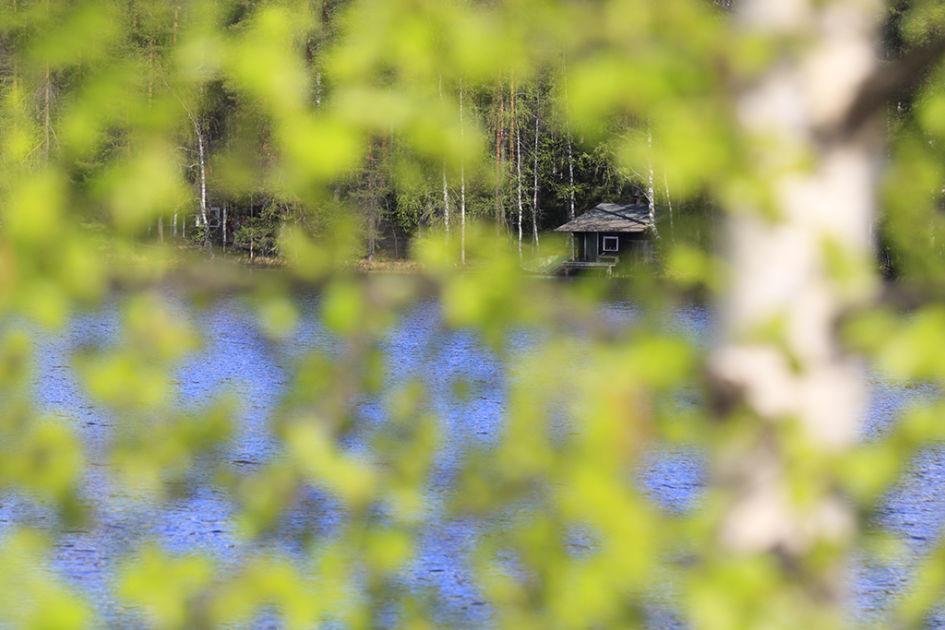 kesämökkien hinnat Suonenjoki