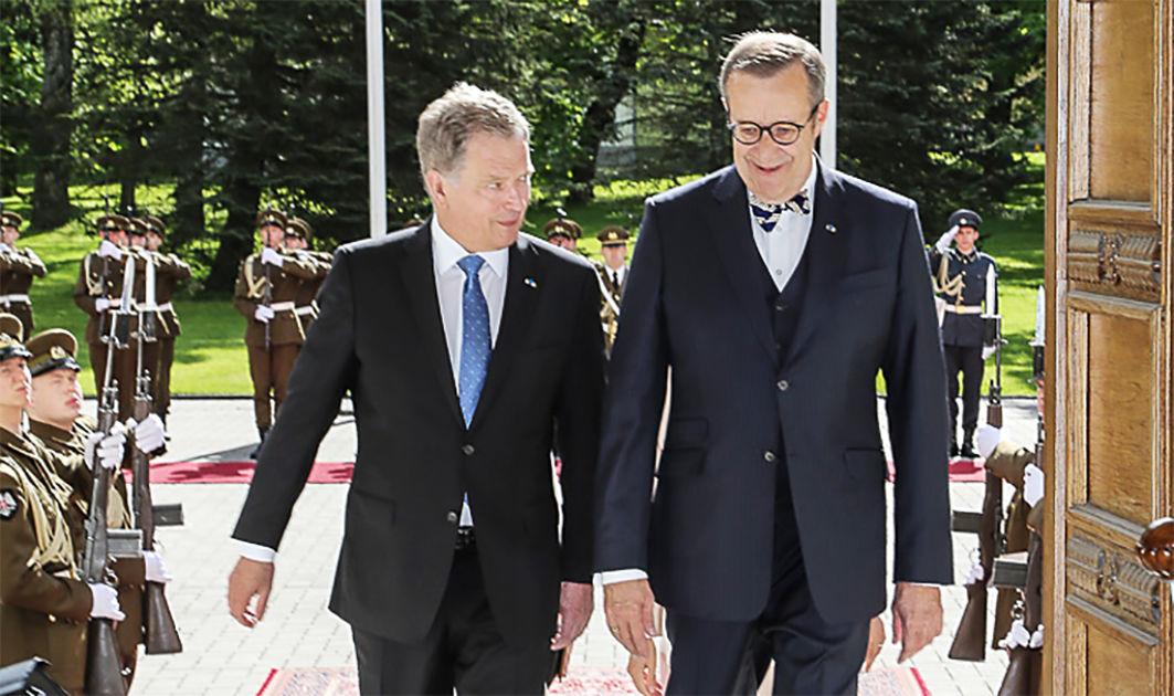 Viron presidentti Ilves sai väärin EU-tukia – vuosia puhuttanut kohu saa viimein päätöksen | Yle ...