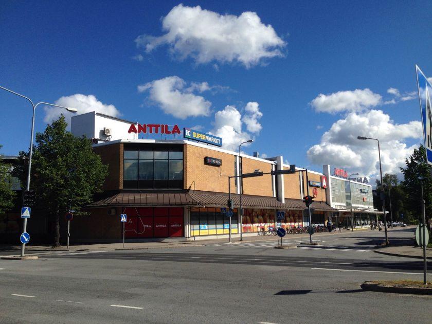 Tokmanni Seinäjoelle entisen Anttilan tiloihin | Yle Uutiset | yle.fi