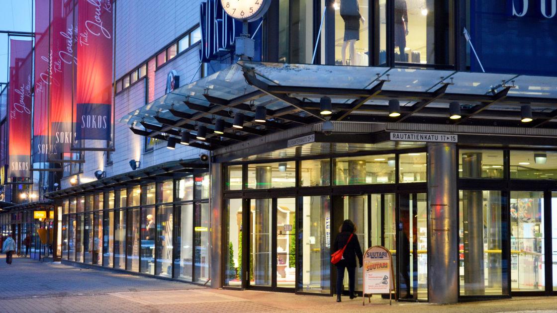 8 päivän matka Eliel Saarisen ja Alvar Aallon arkkitehtuurin parissa