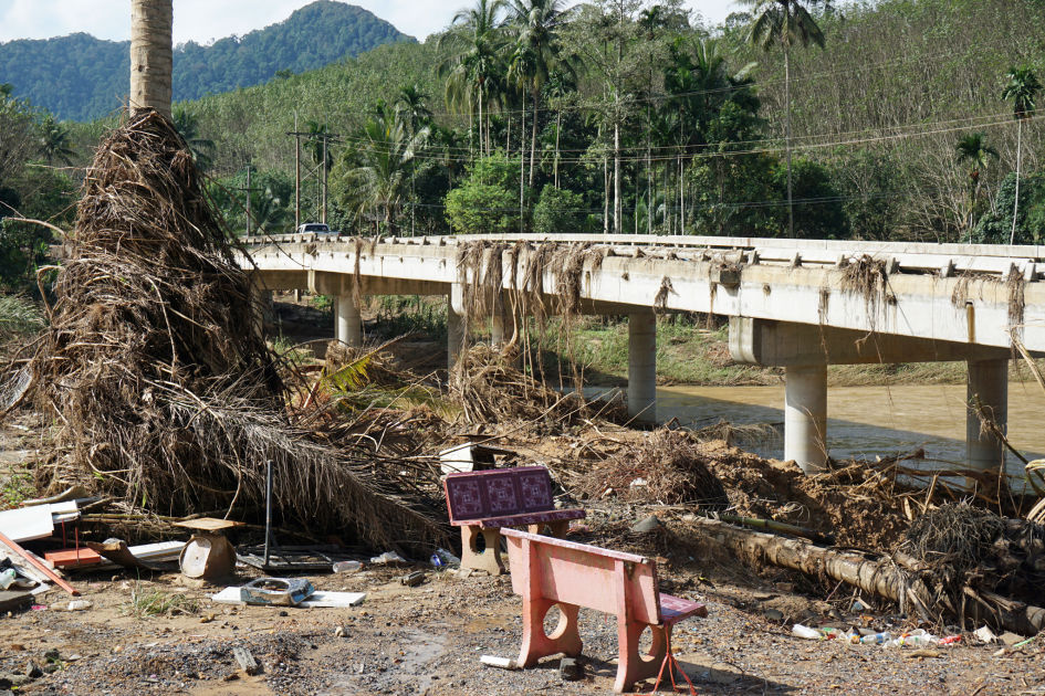 Thaimaan Tsunami