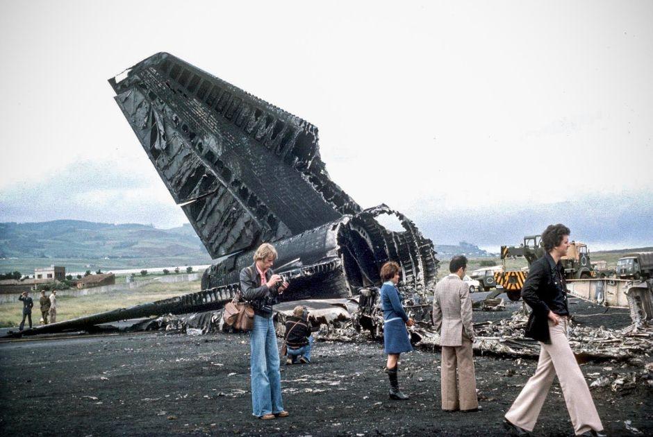 Teneriffa Lento Onnettomuus