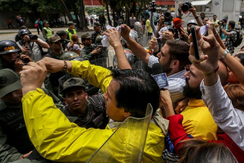 Venezuela Kriisi