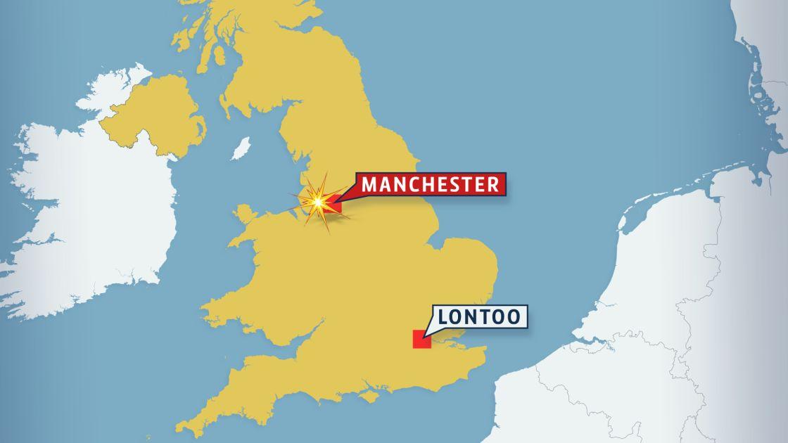 Manchester Tunnetaan Taloudesta Kulttuurista Ja Jalkapallosta