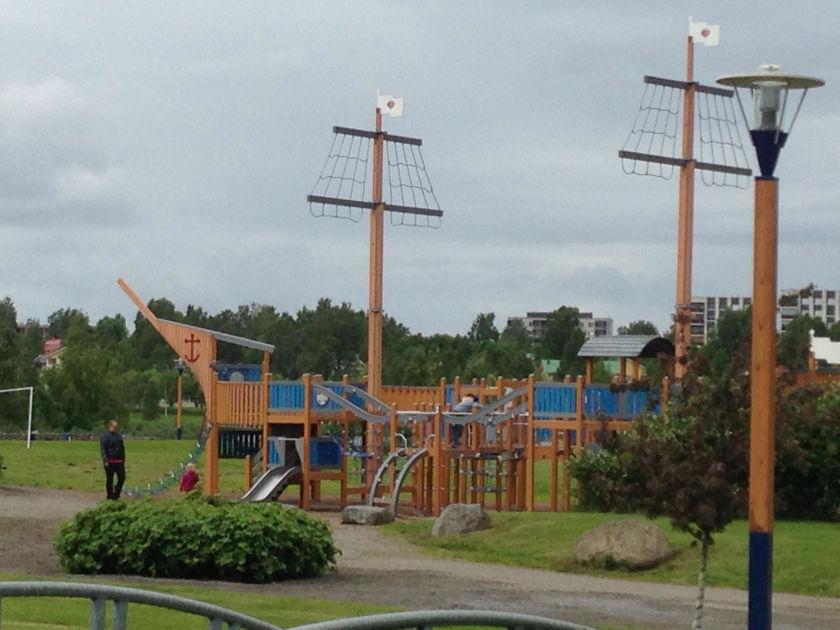 Laivapuisto Vaasa