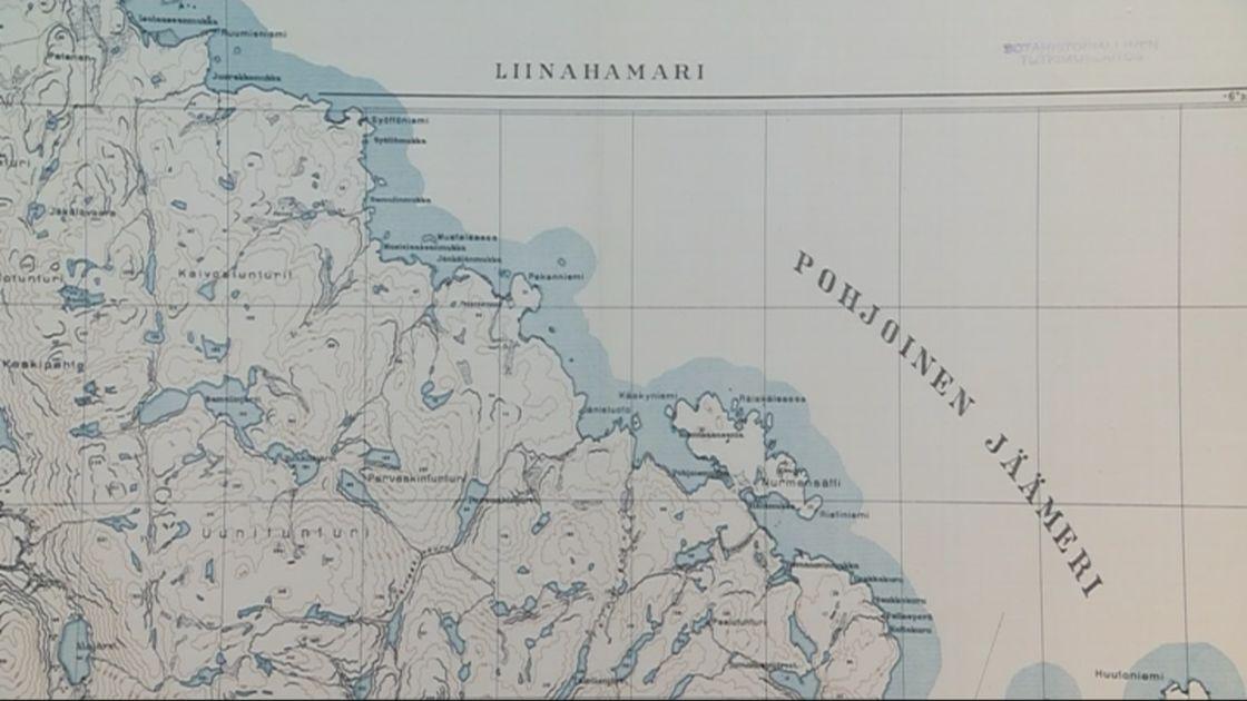 Kielletyt Petsamon Kartat Esilla Rovaniemella Yle Uutiset Yle Fi