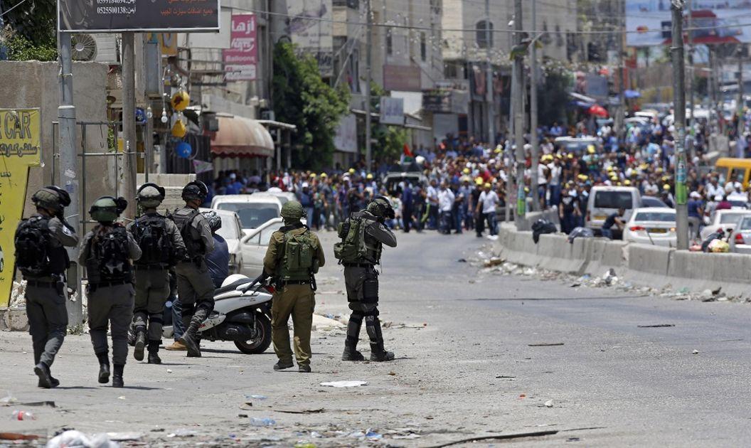 Israelin ja palestiinalaisten väliset väkivaltaisuudet jatkuvat verisinä | Yle Uutiset | yle.fi