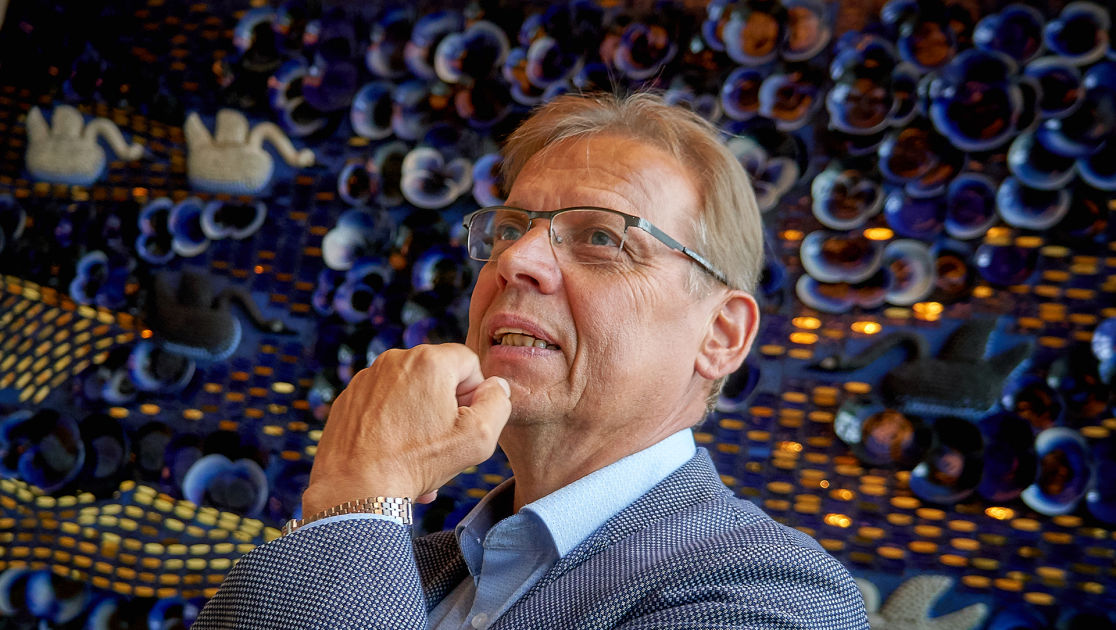 Professori Mikko Perttula