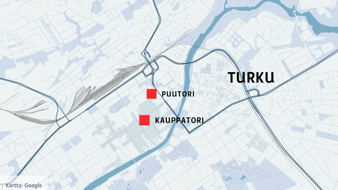 Turun Keskustassa Puukotuksia Useita Haavoittuneita Poliisi