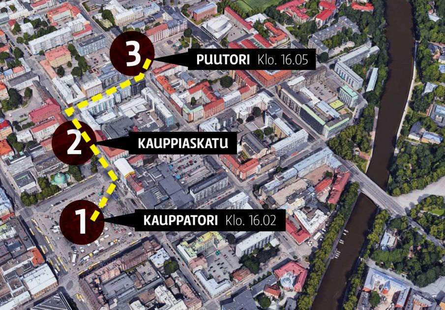 Turku Puukotus Uhrit