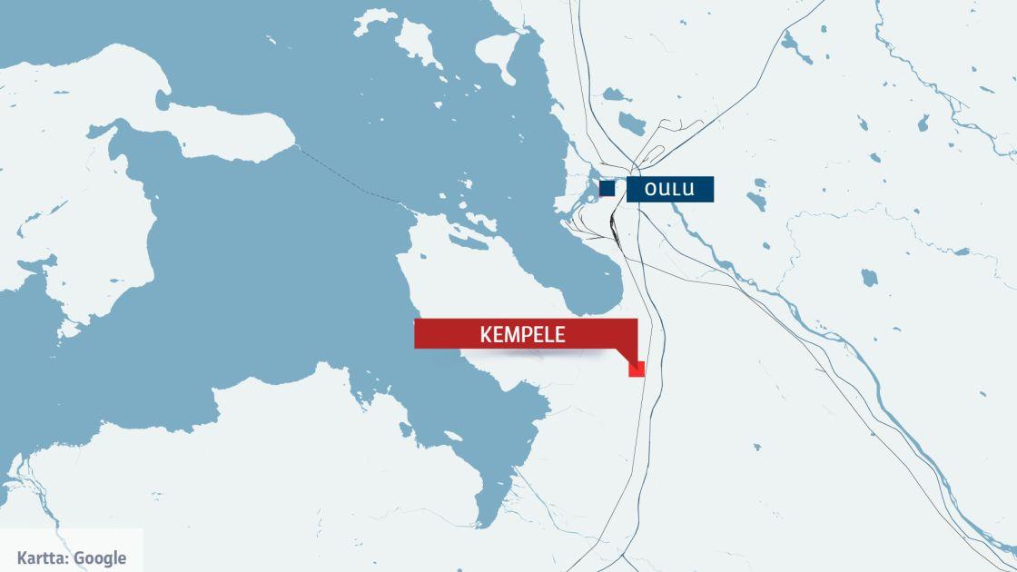 Kempeleen Zatelliitin Eritasoliittyma Avautuu Liikenteelle Tanaan