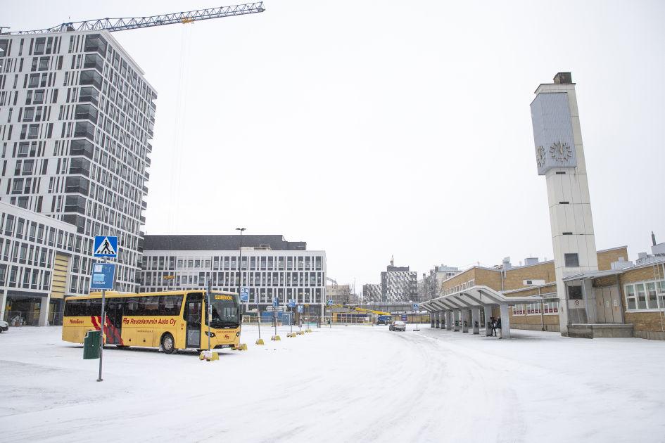 Matkahuolto Kuopio
