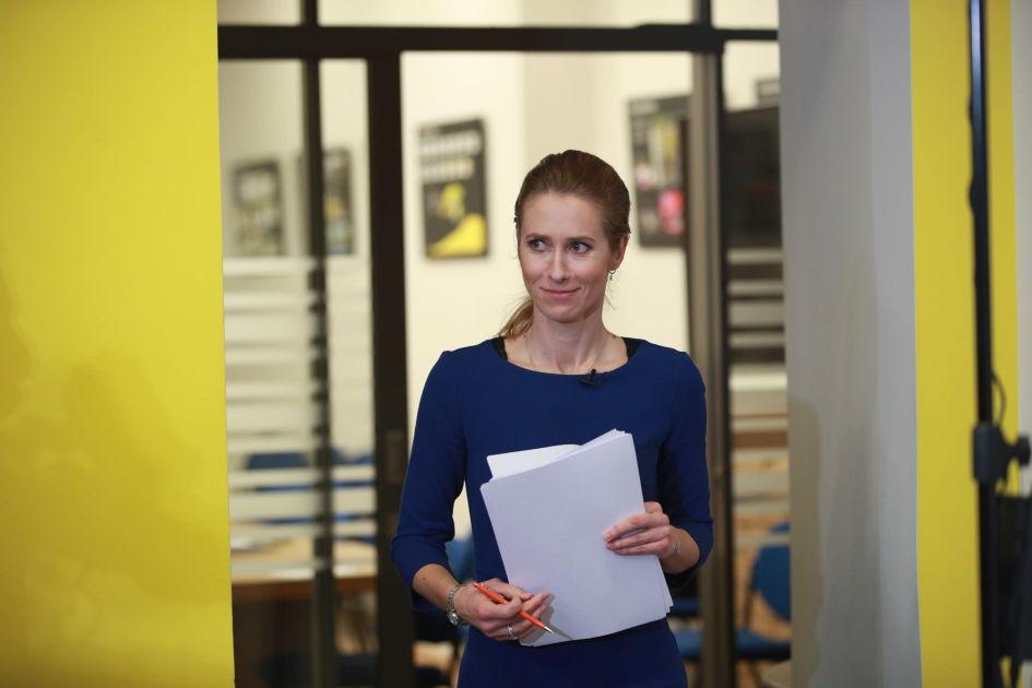 Viro uuden hallituksen kokoonpano vahvistettu maa saa ensimmäinen...