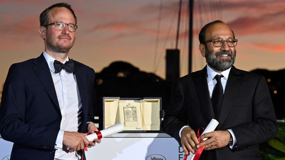 Watch a video about the celebration of joy: Director Juho Kuosmanen shone  with happiness in Cannes Yle news – BpositiveNow