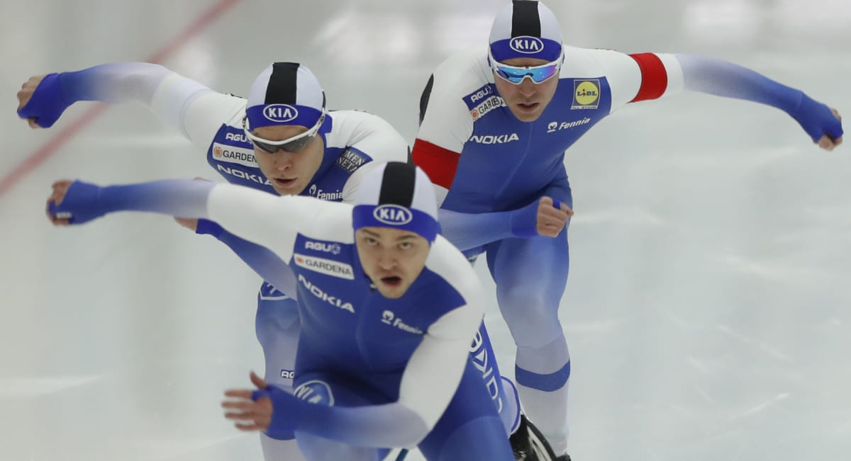 Harri Levo, Mika Poutala, Pekka Koskela