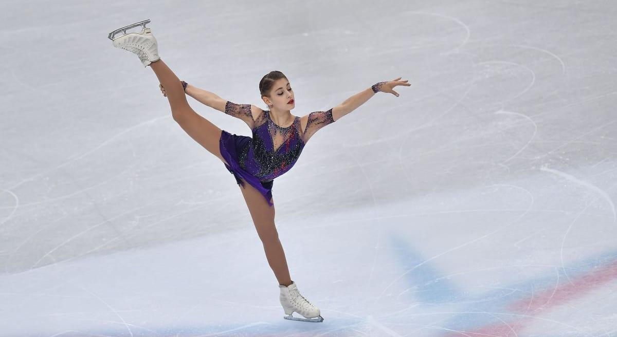 Alena Kostornaia