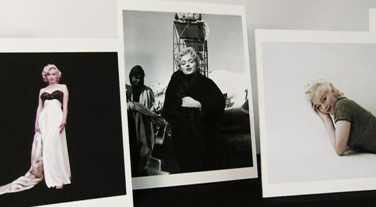 Muotivalokuvaaja Milton Greenen otoksia Marilyn Monroesta.