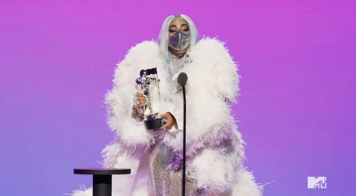 Lady Gaga MTV Video Music Awards -show'ssa.