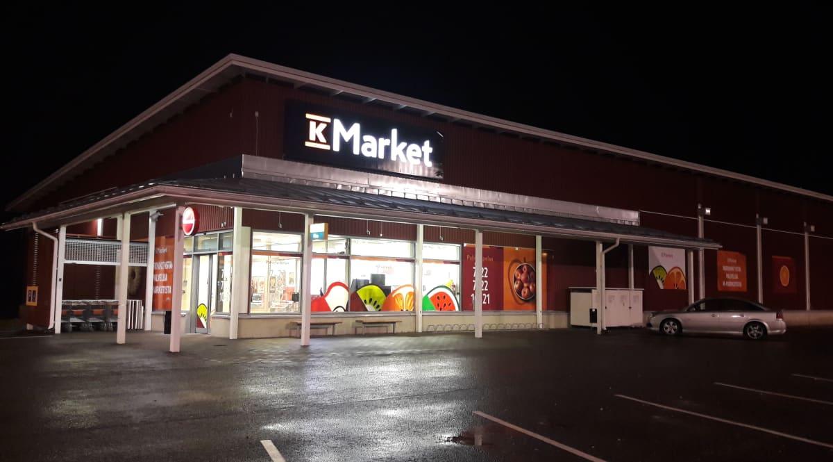 Merikarvian K-market