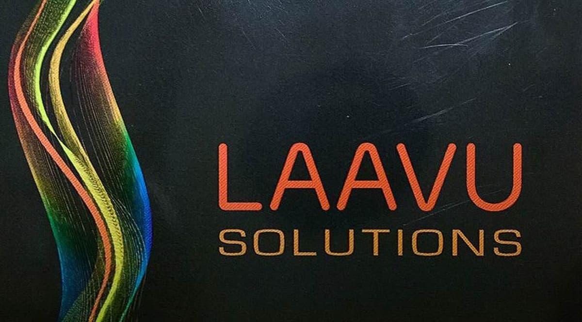 Laavu Solutions logo