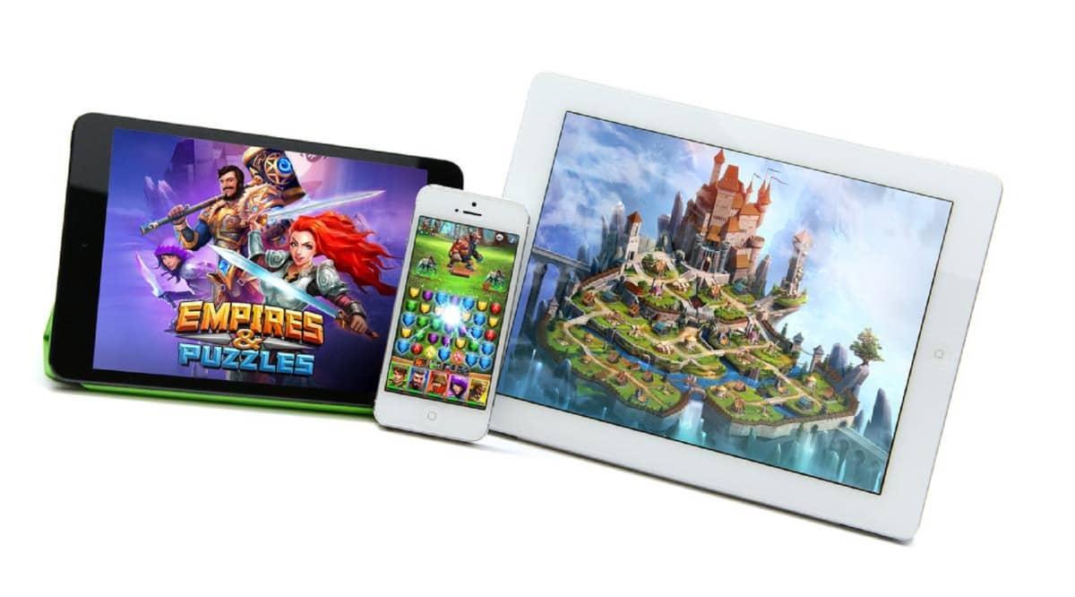 Pelistudio tunnetaan pelistä Empires & Puzzles.