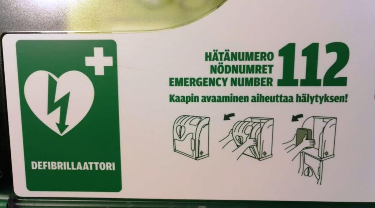 Defibrillaattori