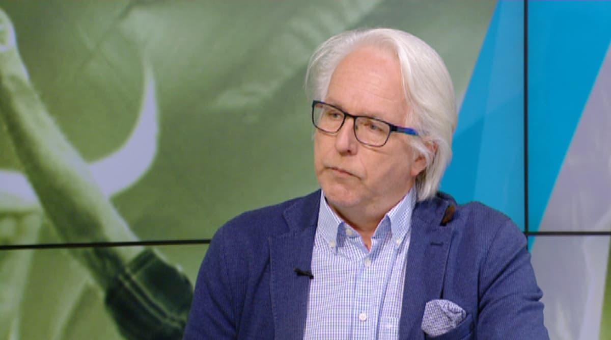Oikeushistorian ja roomalaisen oikeuden professori Jukka Kekkonen.