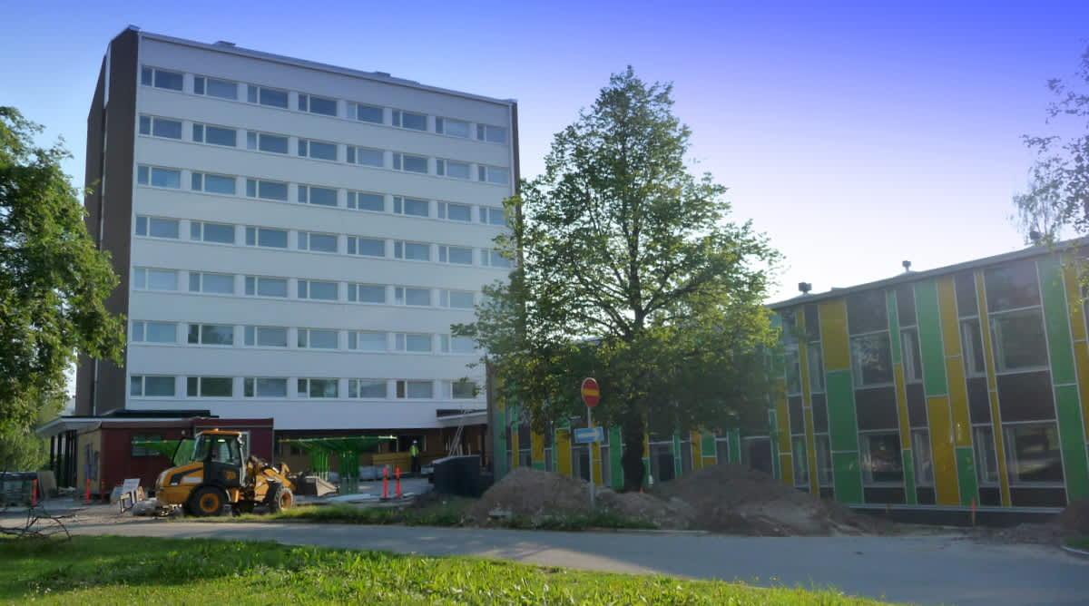 opiskelija-asuntola domus botnica