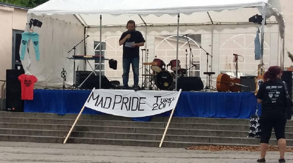 MAD Pride Turku 2017