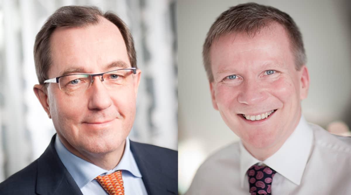 Juha Rantanen ja Mika Seitovirta.