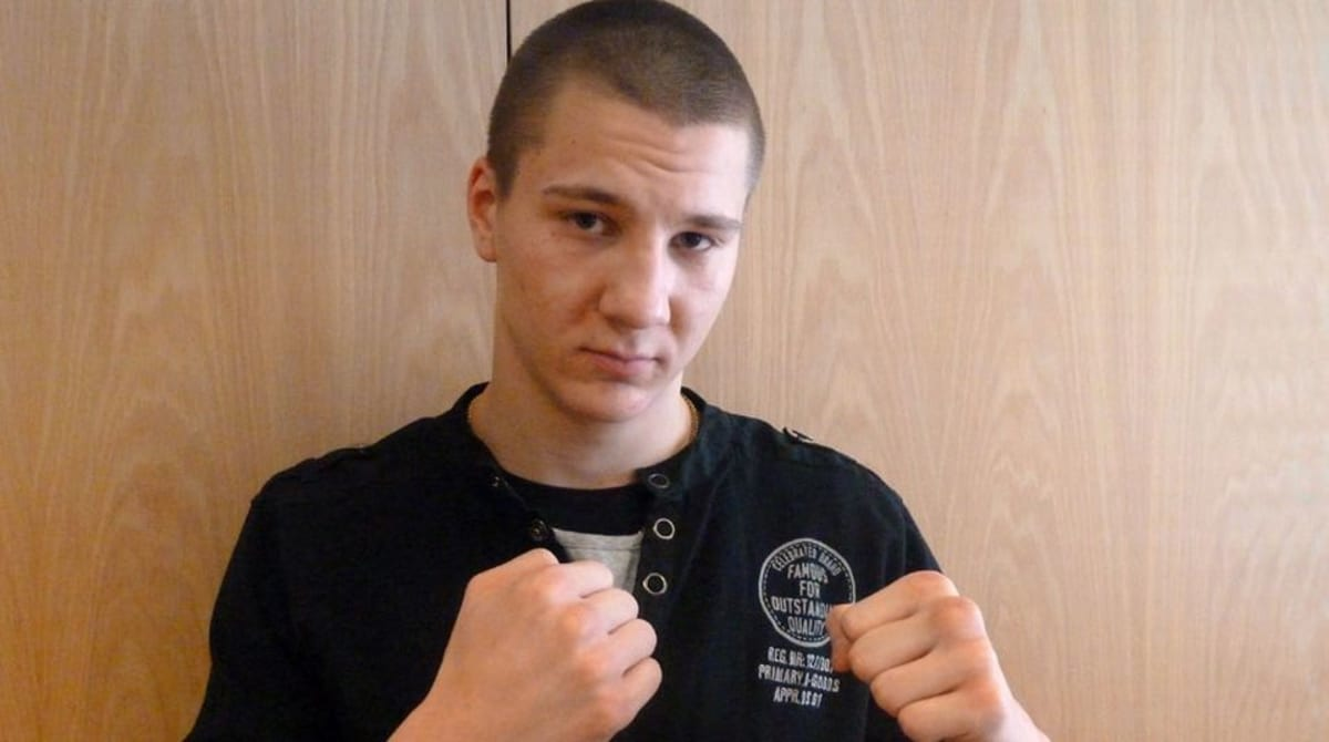 Henri Kekäläinen, nyrkkeilyn 69-kiloisten Suomen mestari, Kemin Into.