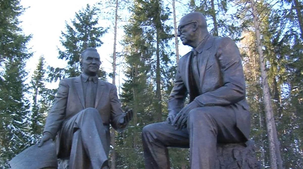 Kosygin ja Kekkonen