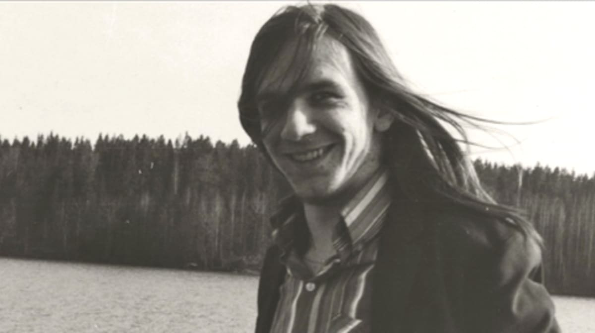 Kuvassa Pekka Streng