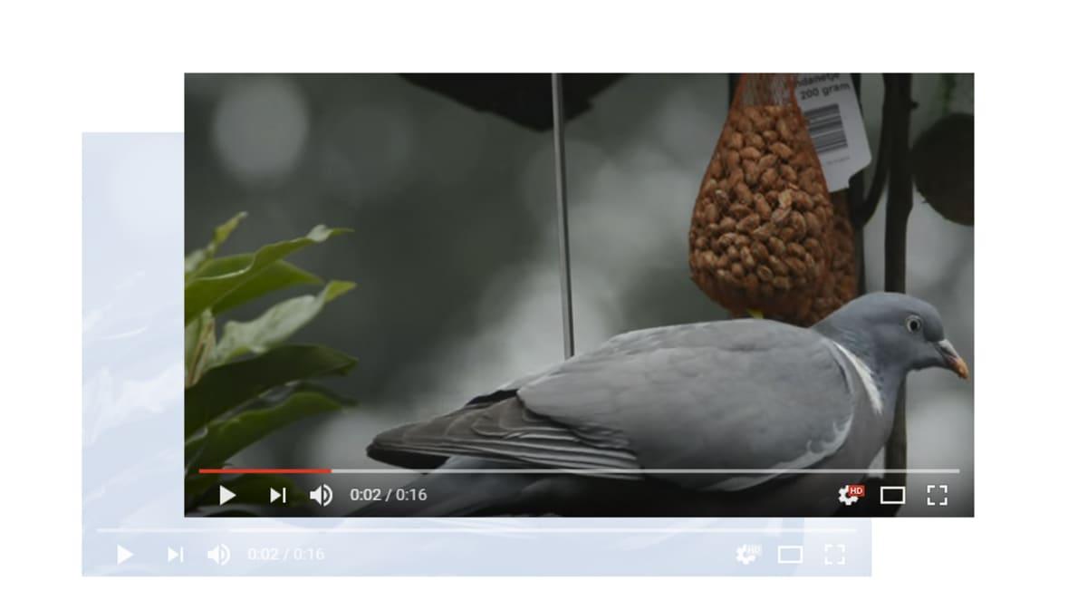 Kuvakaappaus YouTubesta.