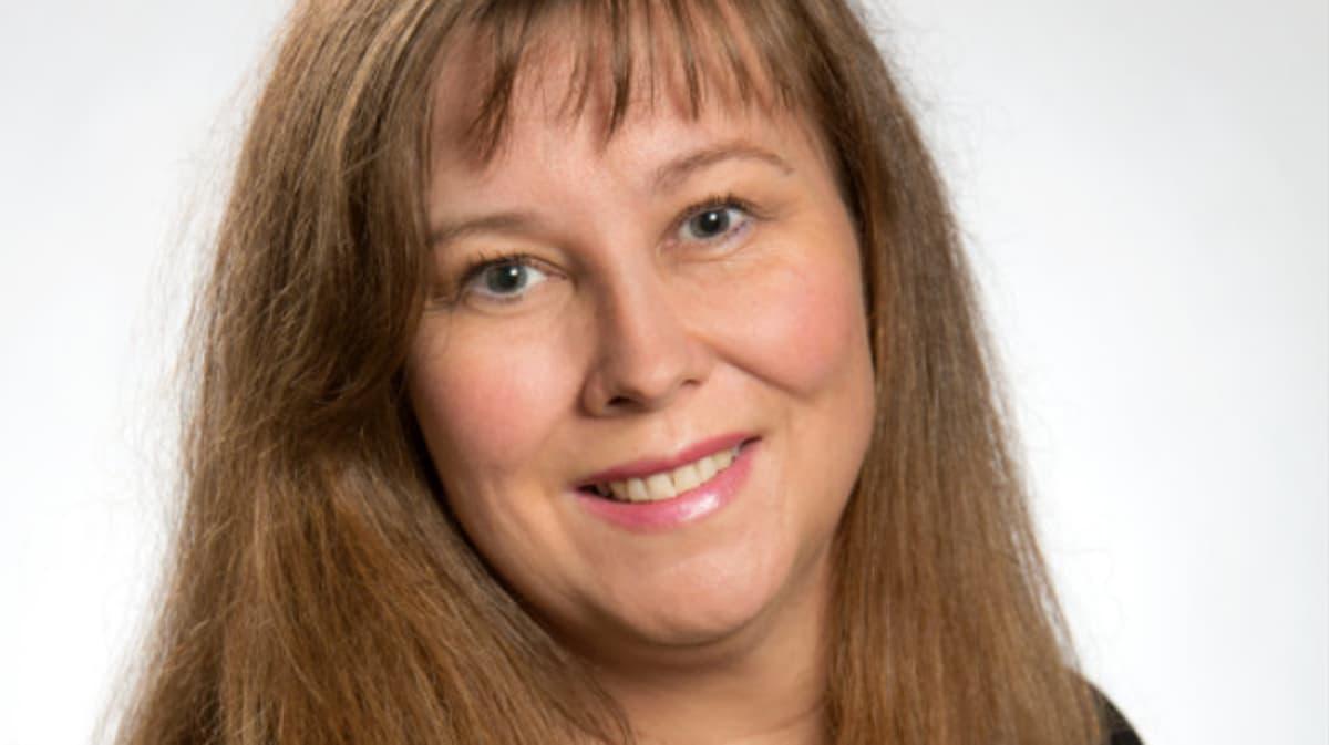Joanne Jalkanen.