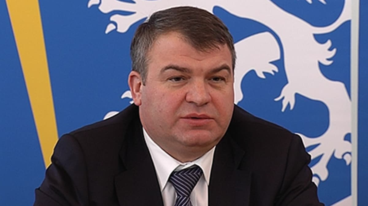 Anatoli Serdjukov