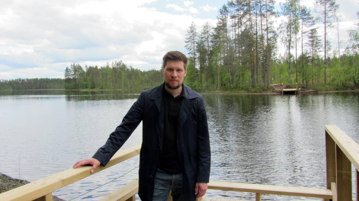 Antti Nousiainen.