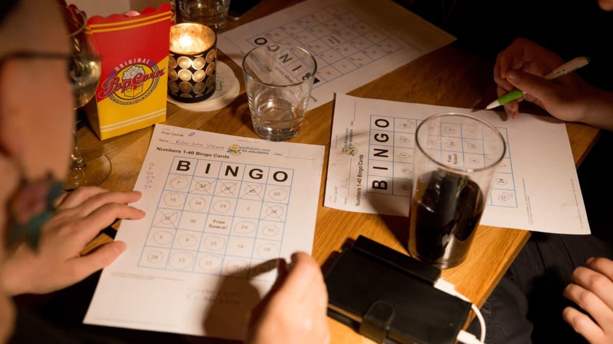 Bingolappuja