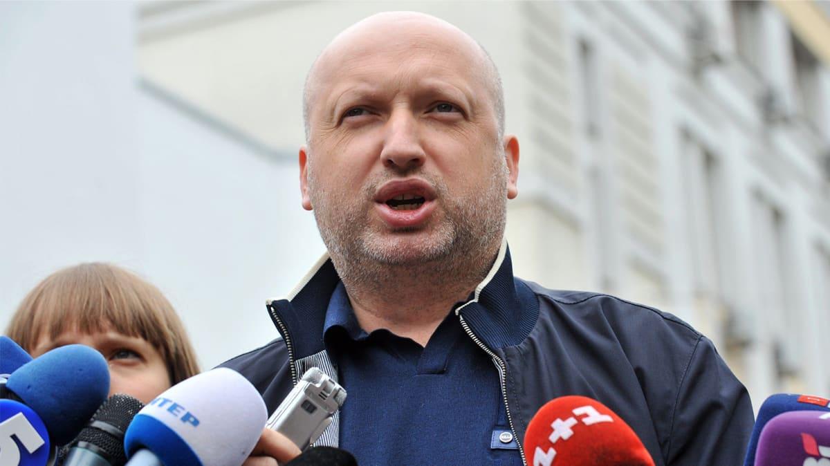 Oleksandr Turtšinov.
