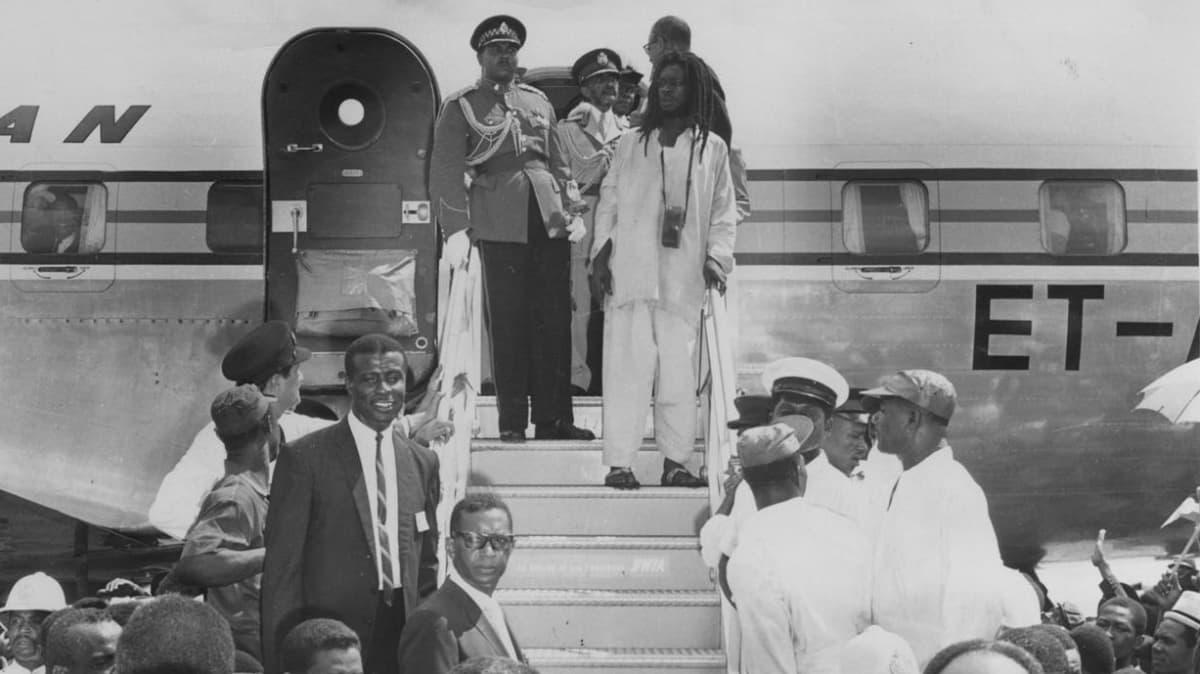 Holding On To Jah -elokuva