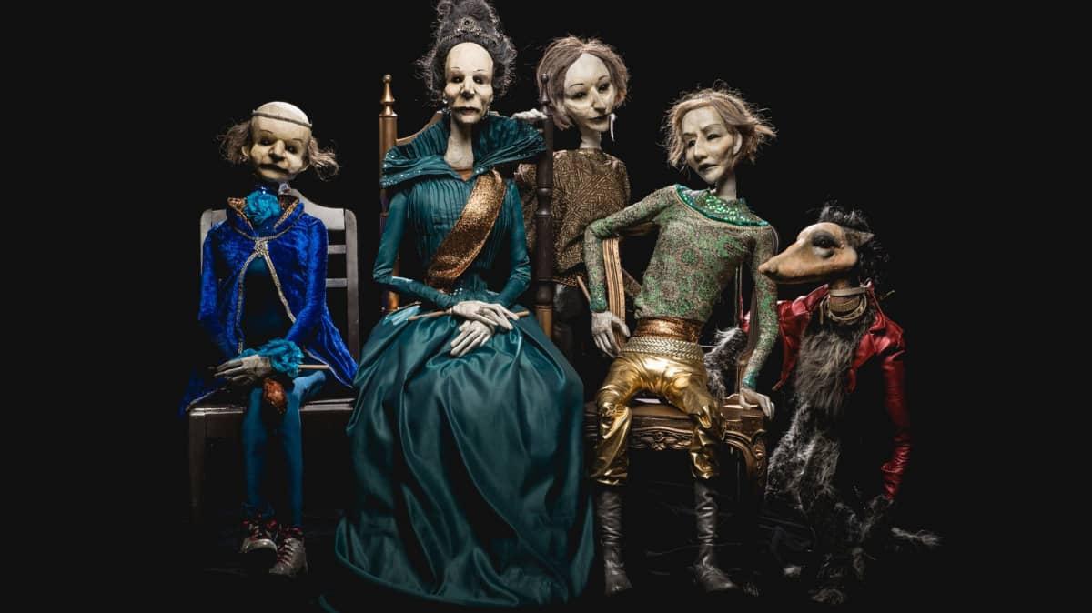 Aura of Puppets ja Turun kaupunginteatteri: Prinsessa Hamlet.