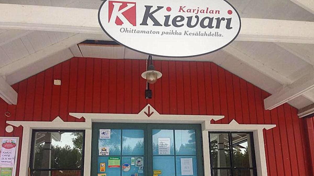 Karjalan Kievari.