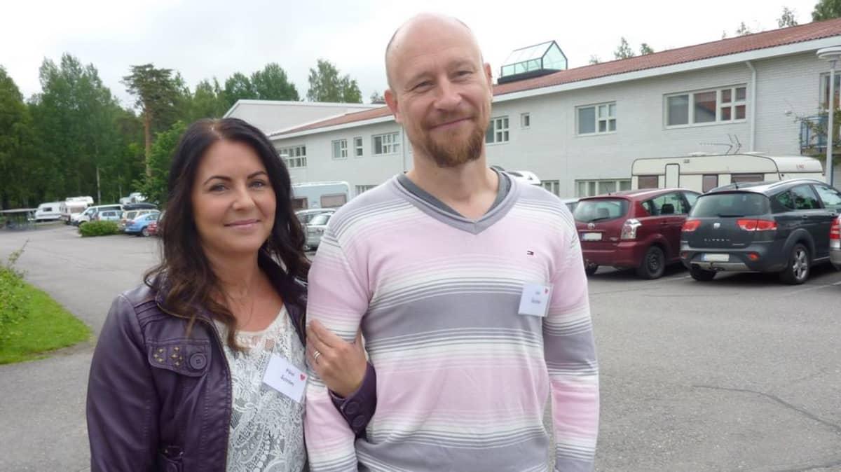 Jani ja Päivi Åström