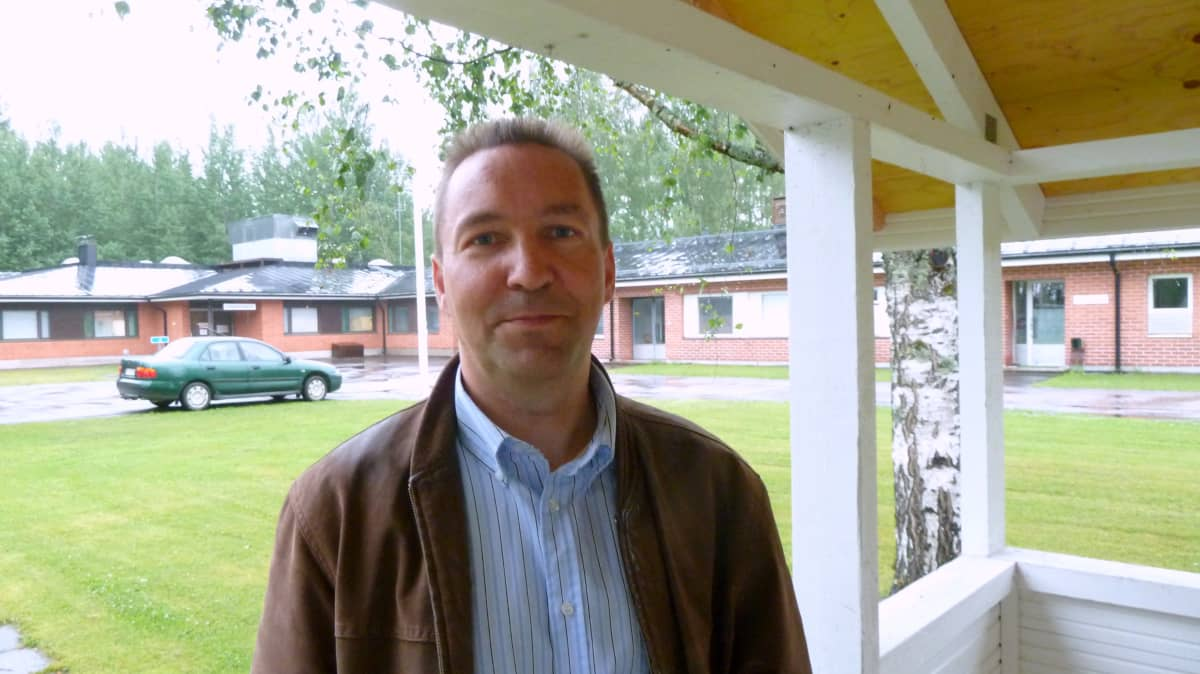Lemin kunnanjohtaja Jussi Stoor.