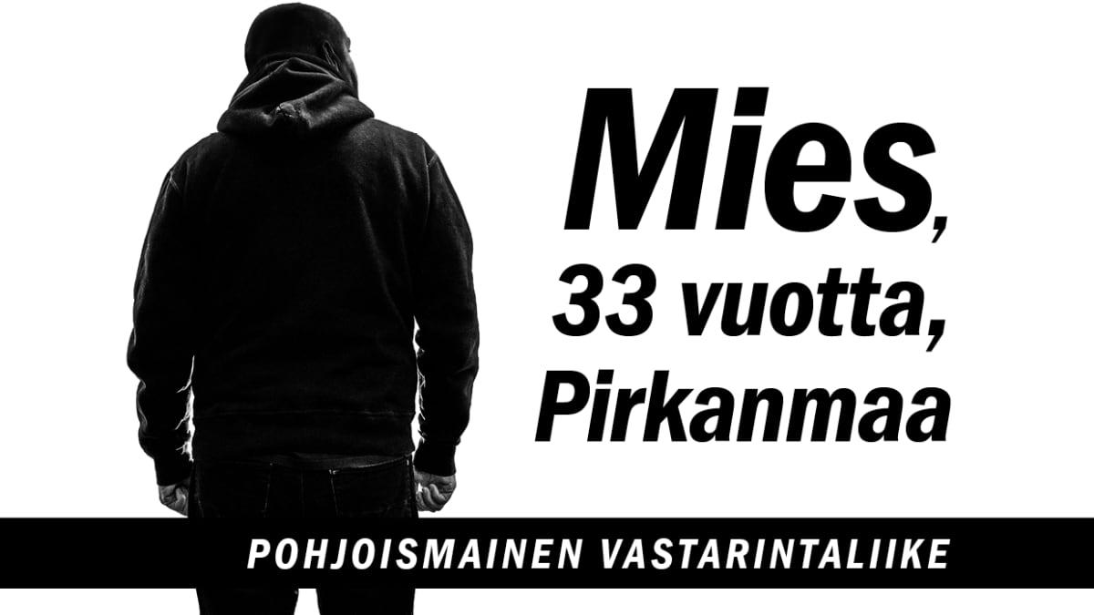Mies, 33 vuotta, Pirkanmaa, Pohjoismainen Vastarintaliike.